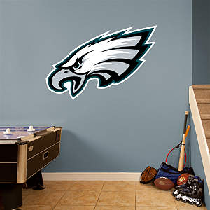 Philadelphia Eagles Logo Fathead Wall Decal